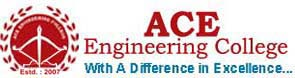 ACE Engineering College -ACEEC , Rangareddy