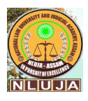 National Law University and Judicial Academy - NLUJA, Guwahati Logo, Images, Video, Media