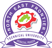 North East Frontier Technical University Department Of Commerce & Management, West Siang Logo, Images, Video, Media