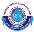 SASTRA University, Thanjavur