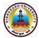 Dibrugarh University - DU, Dibrugarh